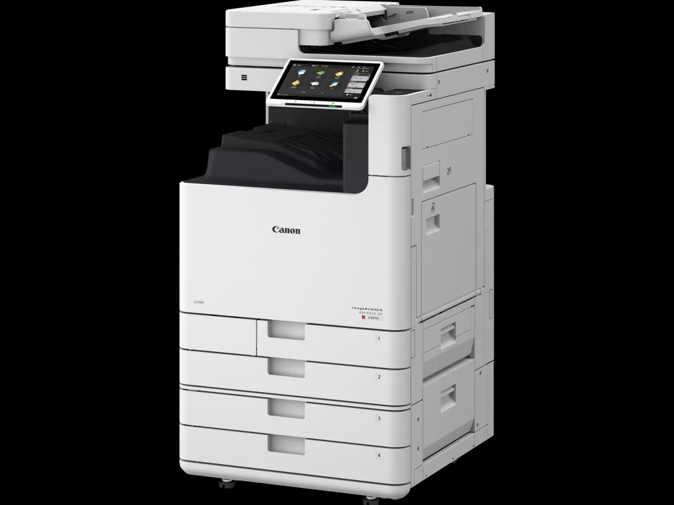 Canon ImageRUNNER advance DX C5860i A3 Colour MFD photocopier Printer