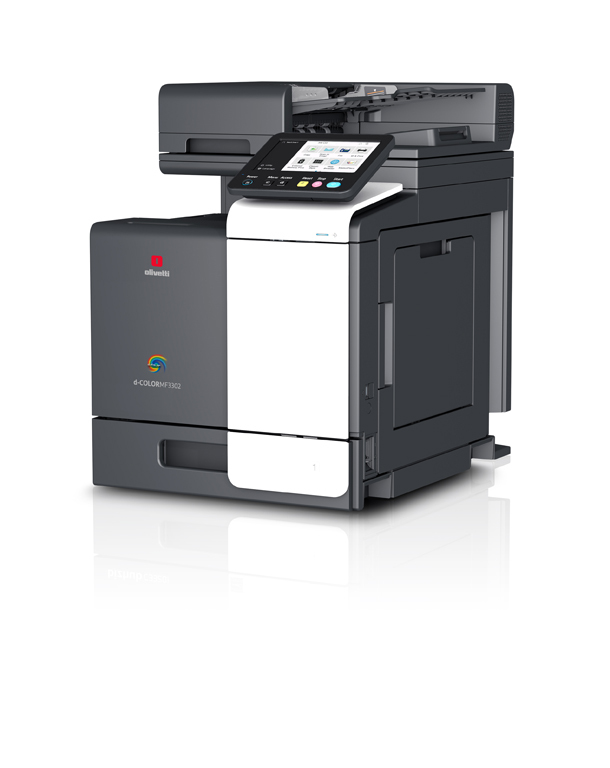 Olivetti d-COLOR MF3302 Price A4 colour MFD