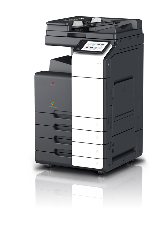 Olivetti MF259 price d-Color A3 colour photocopier MFD