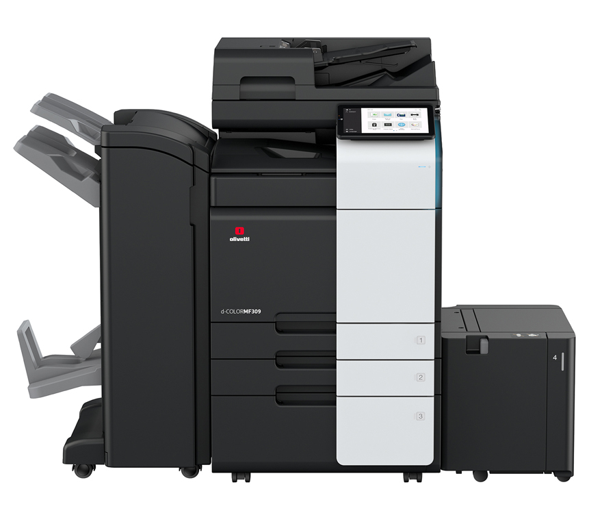 Olivetti MF309 price d-Color A3 colour photocopier MFD