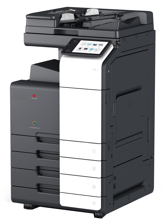 Olivetti MF369 price d-Color A3 colour photocopier