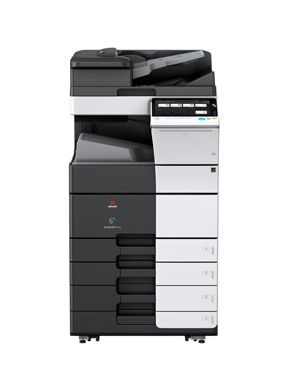 Olivetti d-Color MF454 Colour A3 Photocopier