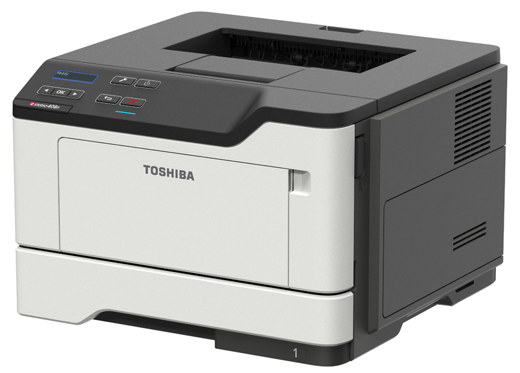 Toshiba e-Studio 408P Mono Printer