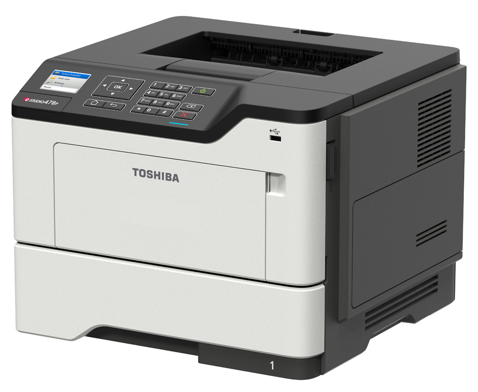 Toshiba e-Studio 478P Mono Printer