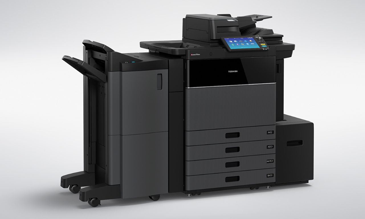 Toshiba e-Studio 7506AC Colour A3 Photocopier