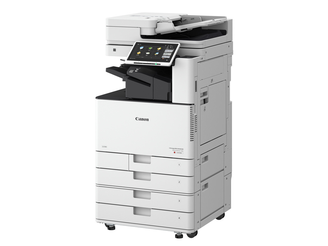 Canon imageRUNNER advance DX C3725i A3 MFD Photocopier Printer Scanner
